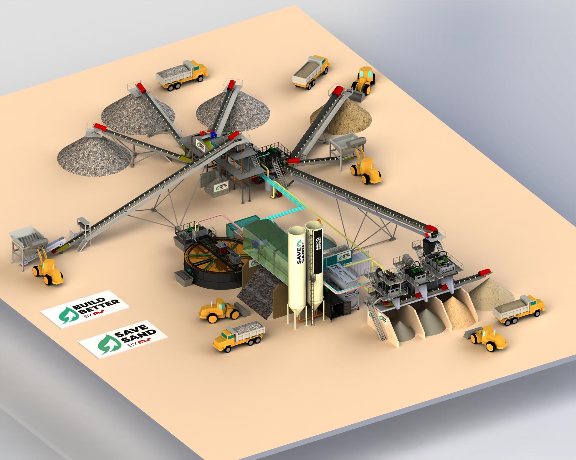 Save Sand 3D